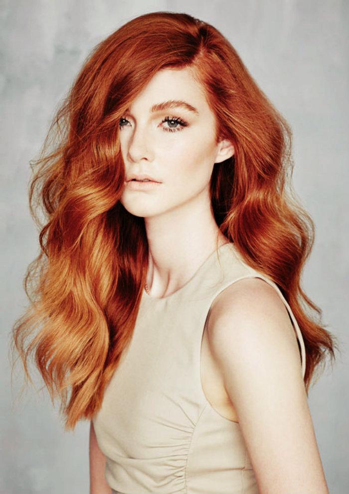 Jak Dłużej Utrzymać Intensywny Rudy Kolor Włosów